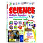 Tahun 1-3 Holistic Learning Through Visual Mind Maps, Diagrams & Comics Science