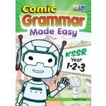 Tahun 1-3 Comic Grammar Made Easy