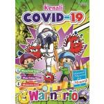SIRI COVID 19 BUKU WARNARIO
