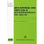 AKTA KONTRAK 1950 (AKTA 136)