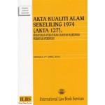 AKTA KUALITI ALAM SEKELILING 1974 (AKTA 127)