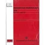 PERINTAH - PERINTAH AM (BAB A-G)