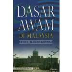 DASAR AWAM DI MALAYSIA