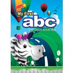 MY FIRST ABC SMALL LETTERS ACTIVITY BOOK