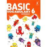 P6 BASIC VOCABULARY WORKBK
