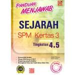 SPM PANDUAN MENJAWAB SEJARAH KERTAS 3