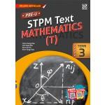 PRE-U STPM MATHS (T) TERM 3