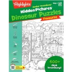 HIDDEN PICTURES DINOSAUR PUZZLES BOOK 2