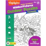 HIDDEN PICTURES OUTDOOR PUZZLES BOOK 1