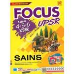 UPSR Focus SK Sains