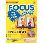 SPM FOCUS ENGLISH