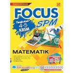 SPM FOCUS  MATEMATIK