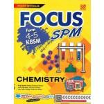 SPM FOCUS  CHEMISTRY