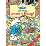 THE SMURFS HIDE&SEEK:WHERE IS BRAINY?