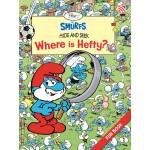 THE SMURFS HIDE&SEEK:WHERE IS HEFTY?