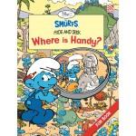 THE SMURFS HIDE&SEEK:WHERE IS HANDY?