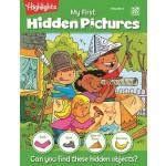 HIGHLIGHTS MY FIRST HIDDEN PICTURE VOLUME 2