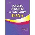 KAMUS SINONIM & ANTONIM DAYA