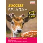 SUCCESS PT3 SEJARAH