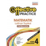 TINGKATAN 4 EFFECTIVE PRACTICE MATHEMATICS(BILINGUAL)