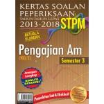 Penggal 3 STPM KSPTL 2013-2018 Pengajian Am