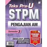 Penggal 3 STPM Teks Pra-U Pengajian Am