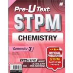 Penggal 3 STPM Teks Pra-U Chemistry