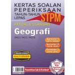 Kertas Soalan Peperiksaan Tahun-Tahun Lepas STPM Geografi Semester 1-2-3