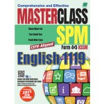 MASTERCLASS SPM ENGLISH