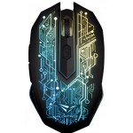 ALCATROZ X-CRAFT PRO 5000 SILENT GAMING MOUSE
