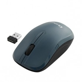 CLIPTEC RZS842 ESSENTIAL WIRELESS MOUSE - GREY