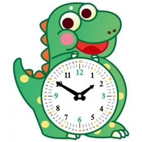 宝宝的时钟-恐龙