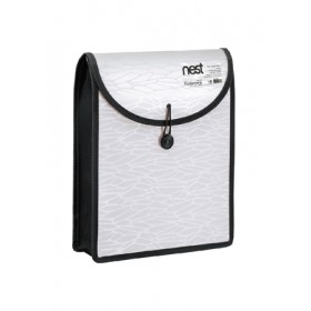 FOLDERMATE NEST SERIES ATTACHED FILE A4 - WHITE