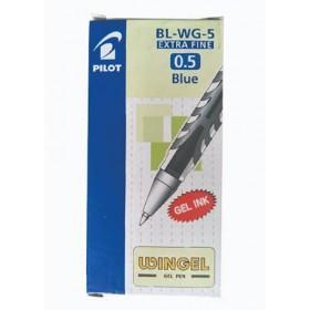 Pilot Wingel Gel Pen 0.5mm Blue Dozen Pack (12 pieces)
