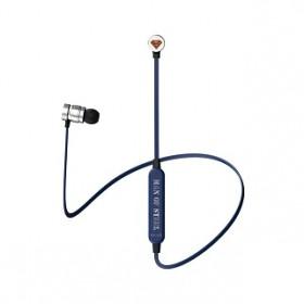 A&S SUPERMAN BLUETOOTH EARPHONE BLUE