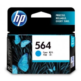 HP 564 CYAN CB318WA
