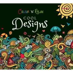 Colour and Relax: Cool Designs