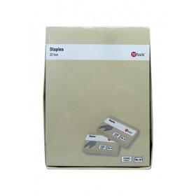 POP BAZIC NO.10 STAPLES 20 BOXES SET