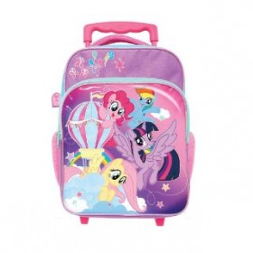 MY LITTLE PONY PRE SCHOOL TROLLEY BAG