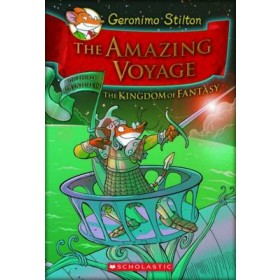 GS THE KINGDOM OF FANTASY 03: THE AMAZING VOYAGE (HC)
