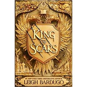 NIKOLAI #01 KING OF SCARS