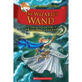 GS THE KINGDOM OF FANTASY 09: THE WIZARD'S WAND (HC)