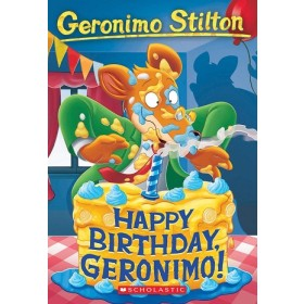 GS#74: HAPPY BIRTHDAY, GERONIMO