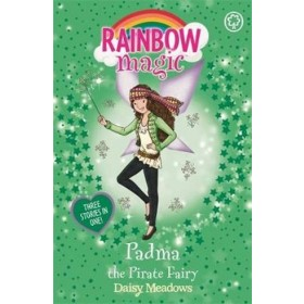 RAINBOWMAGICS48 3T PADMA PIRATE FAIRY