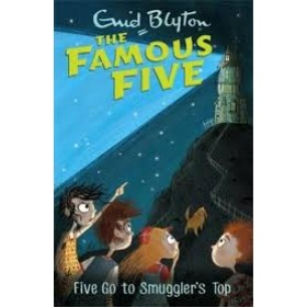 FamousFiveNew4 FIVE GO TO SMUGGLER'S TOP