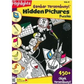 HIDDEN PICTURES PUZZLES BOOK 14 (BI-BM)