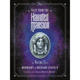 HAUNTED MANSIONS 2: MIDNIGHT MADAME LEOTA'S