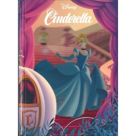DISNEY PRINCESS CINDERELLA ANIMATED STOR