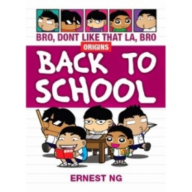 BRO DONT LIKE THAT LA BRO:BACK TO SCHOOL