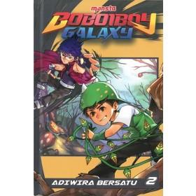 BOBOIBOY GALAXY 2: ADIWIRA BERSATU